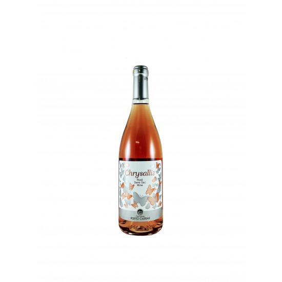 Χρυσαλλίς ροζέ - Κτήμα Πόρτο Καρράς - Κάβα Απόσταγμα